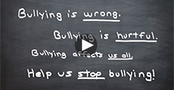 School Anti-Bullying Video